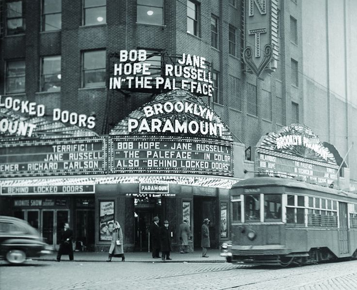 Brooklyn Paramount Theater -- History & Restoration