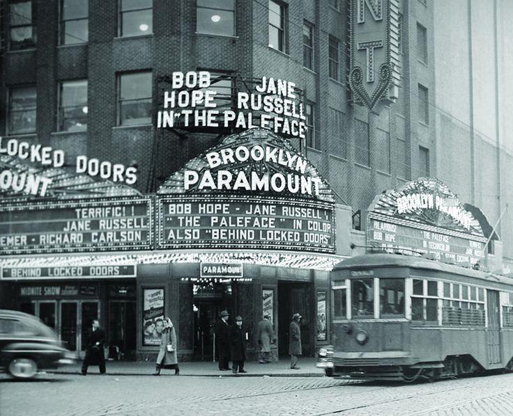 Brooklyn Paramount Theater -- History & Restoration
