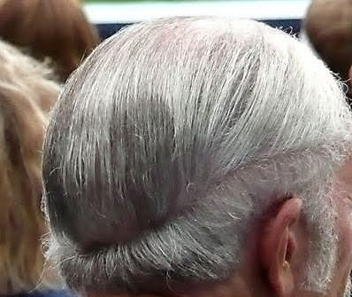 how to make a comb over look good