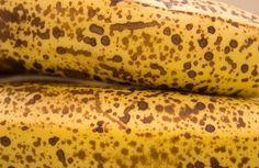 Les propriétés anti-cancer de la banane mûre