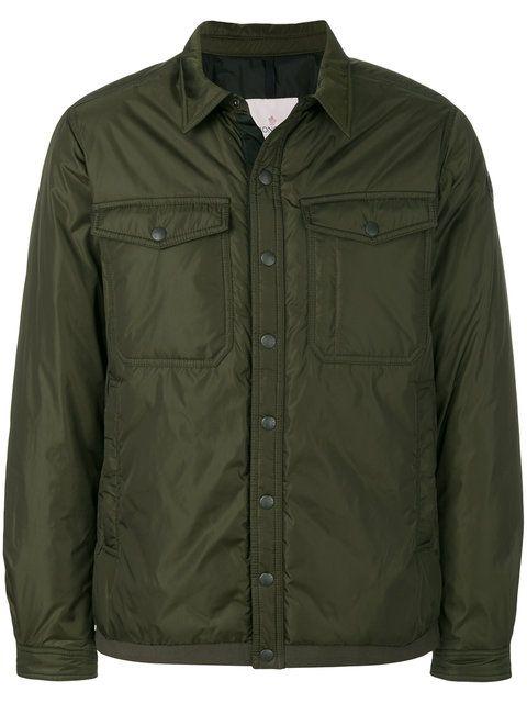 01f85a7a2 MONCLER Erault jacket. #moncler #cloth # | Moncler Men | Jackets ...