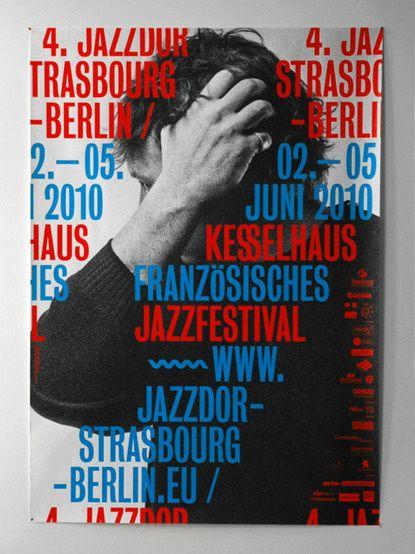 Jazz festival poster. in Jazz