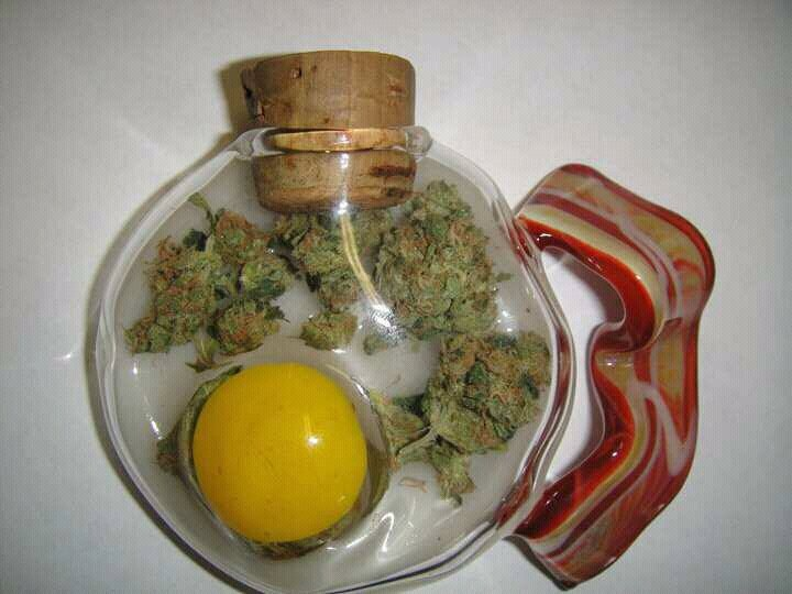 Best stash jar ever.