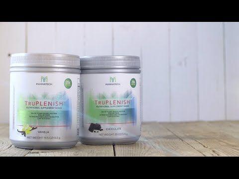 TruHealth: TruPlenish Meal Replacement Shake - YouTube