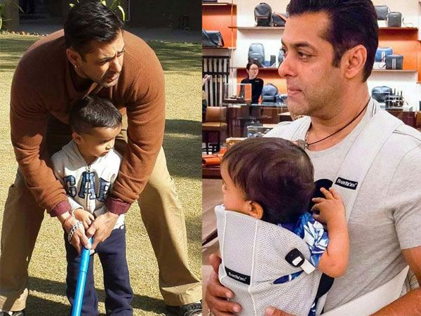 8 pictures of Salman Khan that prove he is absolutely daddy ready!