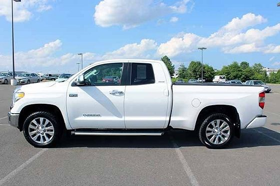 5TFBY5F18EX366866 | 2014 Toyota Tundra Limited Edition in Fredericksburg Image 2