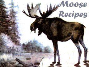 Yummy Moose roast recipe!