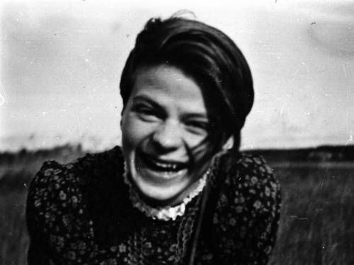 Sophie Scholl (May 9, 1921 – February 22, 1943) - a young German woman who along were her brother Hans and other members of the White Rose dared to challenge the Nazi regime, but were beheaded for it.