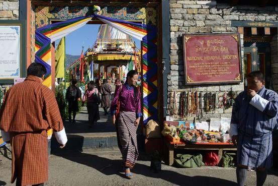 In Bhutan, Gross National Happiness Trumps Gross National Product Gross National Happiness Index trumps GDP; 'extensively' vs. 'deeply' content (WSJ, Dec15)