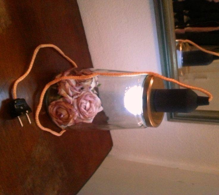 Lampen : Kesbeke lamp LED met batterijen - Meubel Atelier Leeuwarden
