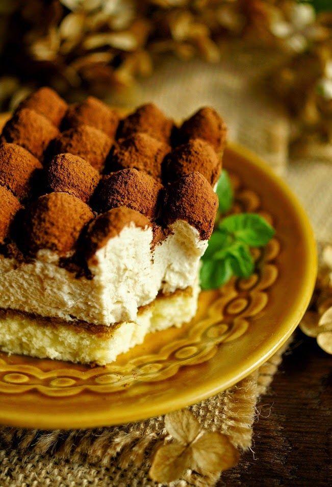 Przy Piecu: Ciasto Kawowe
