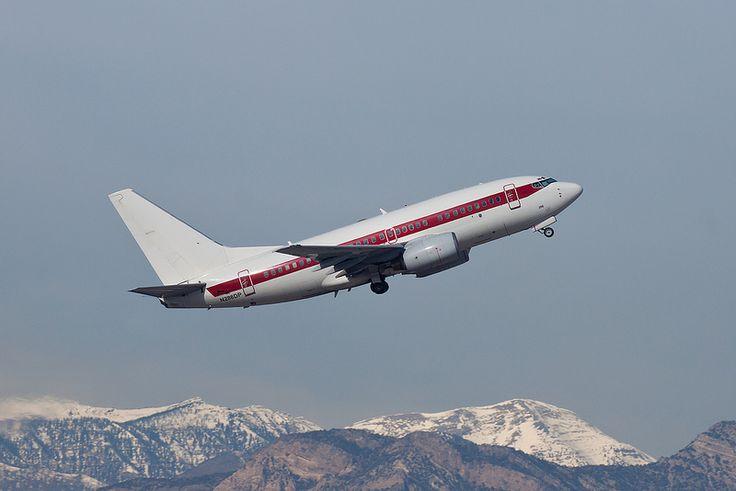 Private (EG&G) Boeing 737-600 N288DP