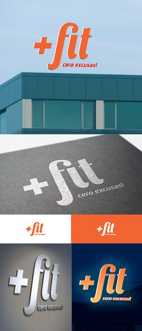 New, fresh, modern and young logo for a fitness center! by itzzzo