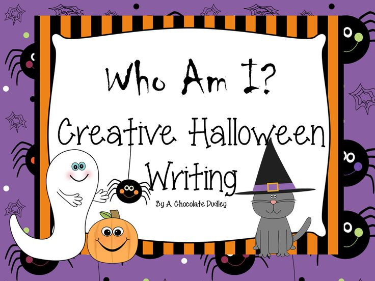 269 best Teaching 2015! images on Pinterest Teaching ideas - halloween writing ideas
