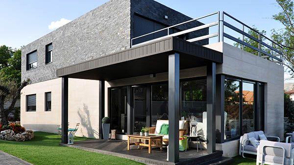 Mejores 13 im genes de casa prefabricada cube 175 m2 en - Cube casas prefabricadas ...
