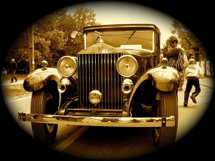 Royce Rolls - Falenica - Poland