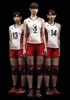 ミズノ 全日本女子バレーボールチームの新ユニフォームが完成