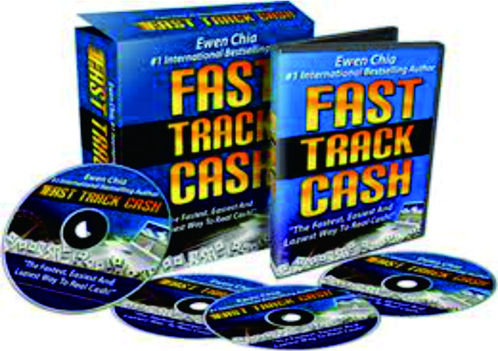 riulaki: give you Fast Track Cash for $5, on fiverr.com