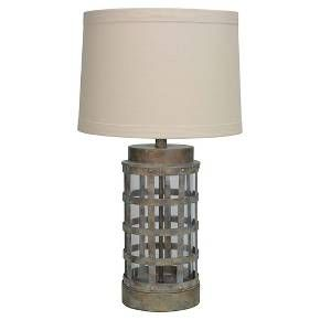 Forge Table Lamp Rust - Beekman 1802 FarmHouse™ : Target