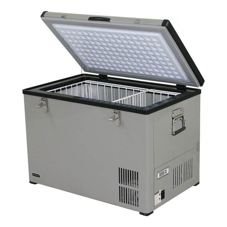 Whynter   Portable 2.2 Cu. Ft. Mini Fridge   Gray