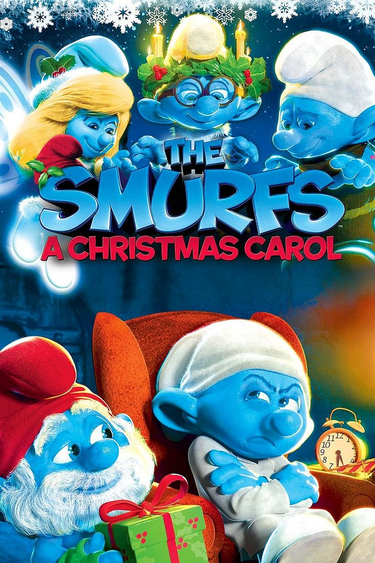 smurfs christmas movie - Recherche Google