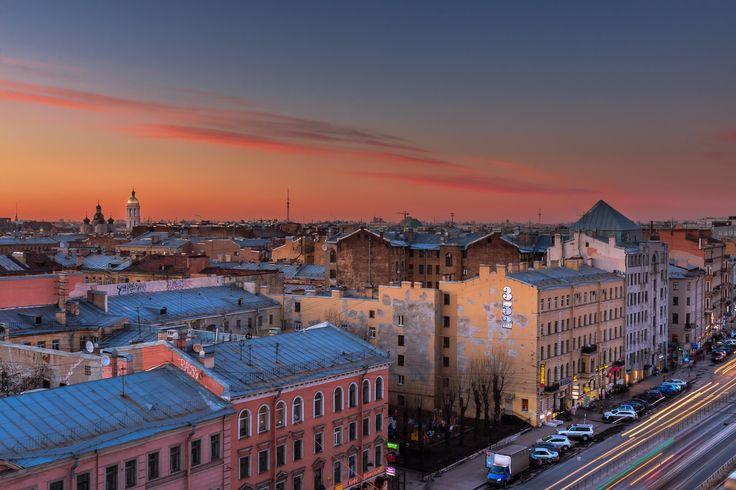Roofs III by Aleksandr Ivanov on 500px
