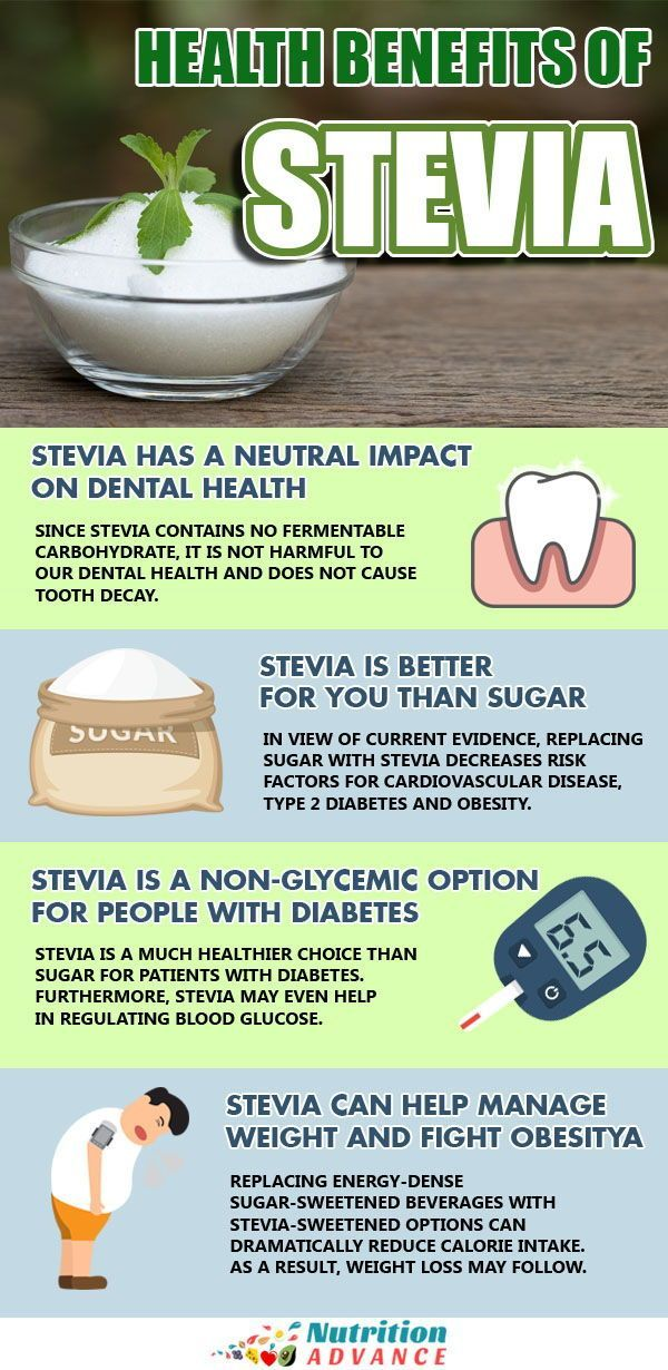Is Stevia a Safe Sweetener? Health Benefits and Side Effects 1