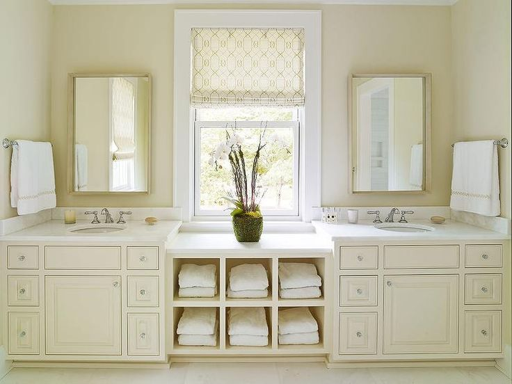 cream bathroom cabinet image result for bathroom designs with 2 separate vanities 14196