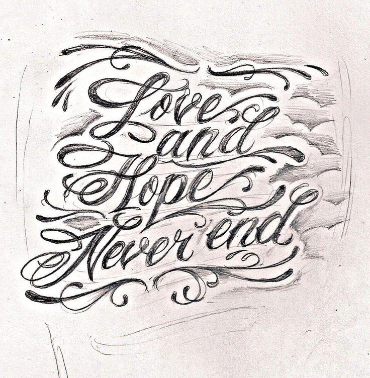 Pin by David Ortiz on Art Tattoo lettering styles, Best