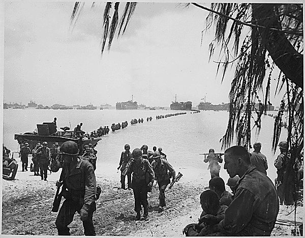 The battle of Saipan was fought between the middle of June, and July 9, 1944. There were over 2,000 Americans killed, and over 10,000 wounde...