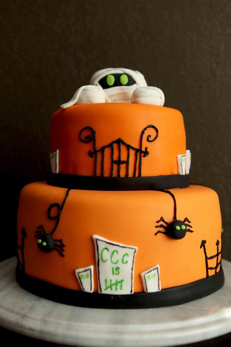150 best Halloween cakes Les Plus Beaux Gteaux dHalloween