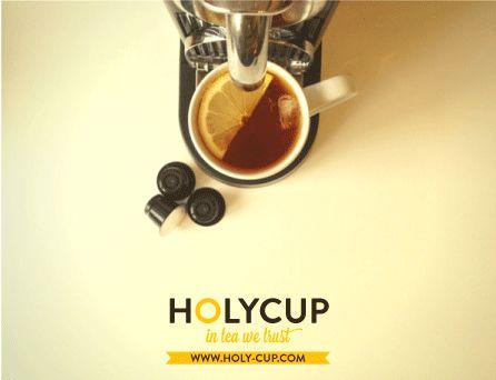 Com o calor a aumentar e a sede a apertar! Só dá vontade de beber o nosso HolyCup preferido em versão iced tea! Try it Now!  Juntem gelo e limão a desfrutem de um excelente HolyCup. www.holy-cup.com