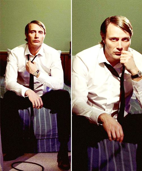 Oh the things he could do with that tie