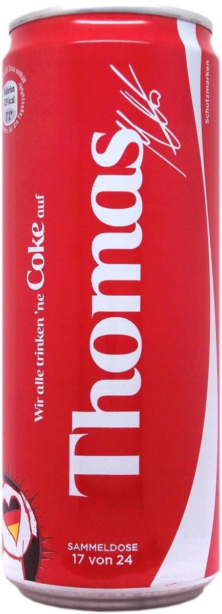 COCA-COLA-Cola-330mL-2014 FIFA WORLD CUP -Germany