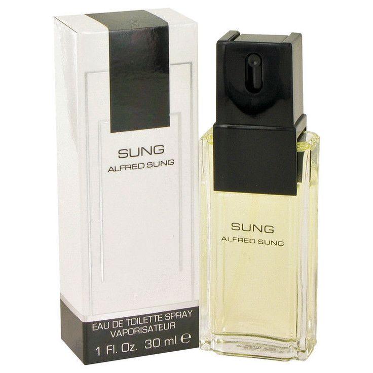 Alfred Sung Perfume By Alfred Sung for Women 1 oz Eau De Toilette Spray #AlfredSung
