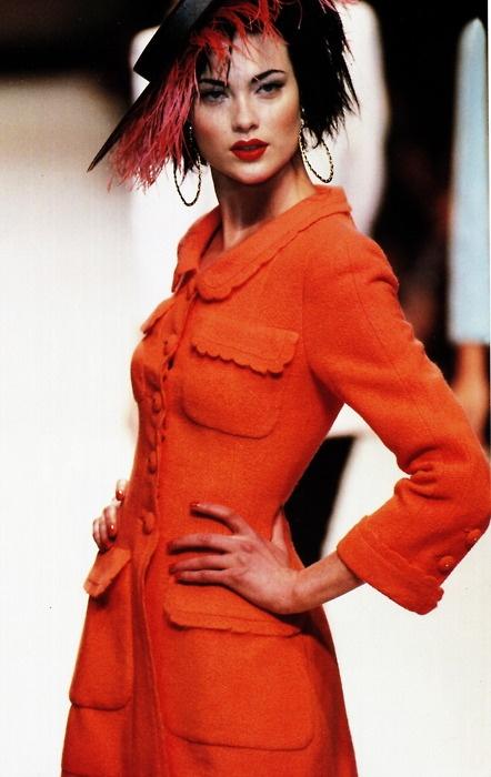 Chanel Haute Couture....
