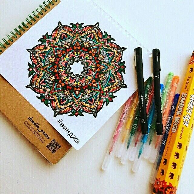 #vindjah #mandala #dots #doodling #doodle #zentangle #картина #tattoo #винджа #мандала #тату #эскиз #дудлинг #зентагл  #точки