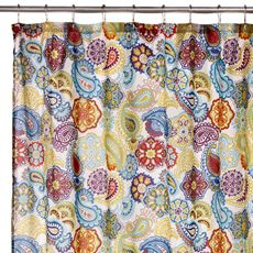 Tamil 72 X 72 Shower Curtain And Hook Set   Bed Bath U0026 Beyond