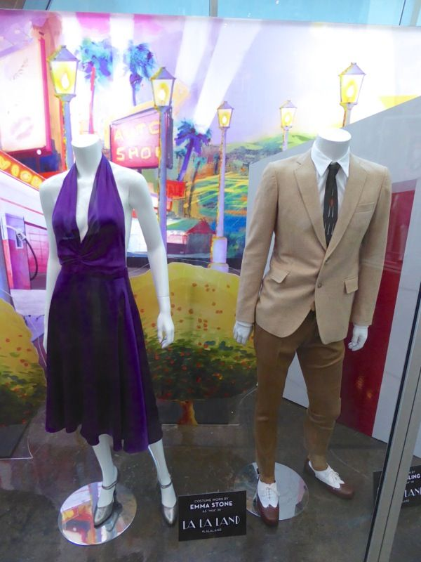 La La Land movie costumes
