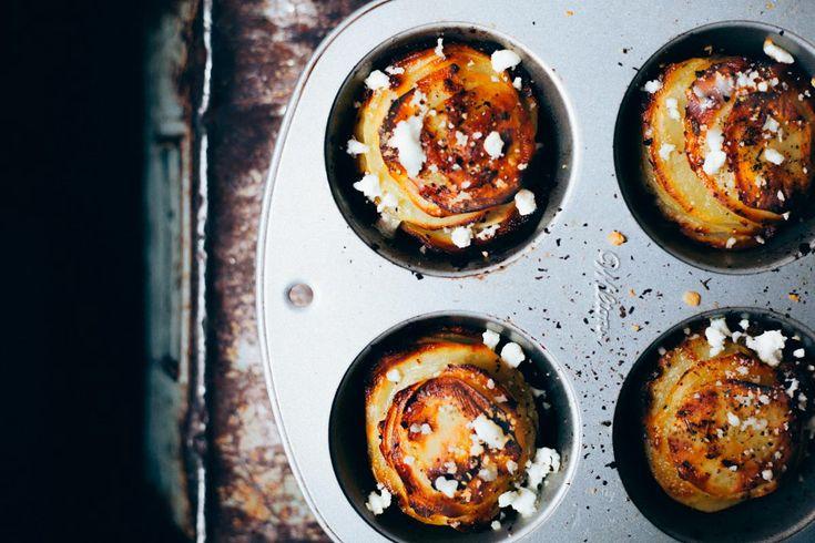 No te pierdas este aperitivo, obtendrás unas patatas super crujientes y aromáticas y con una forma muy original para sorprender a tus invitados
