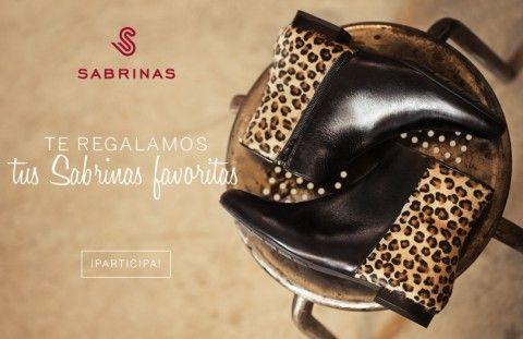 ¡Gana el calzado más cómodo con Sabrinas!