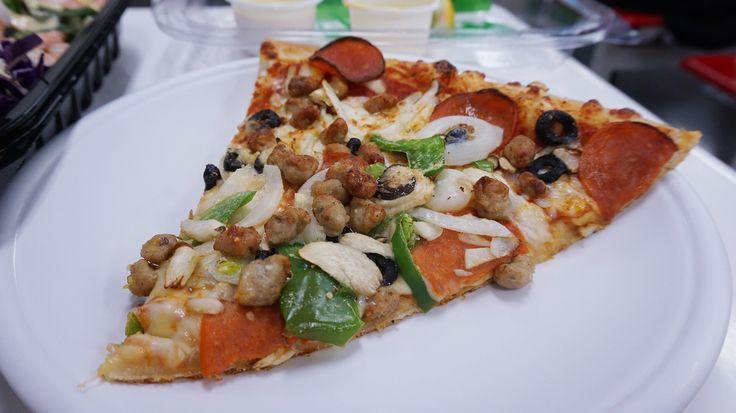 Photo by Yagmur Lee / Costco Combination pizza