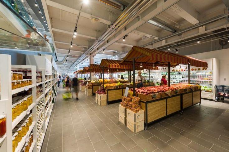 Eataly rome italy retail food madeinitaly retail - Food design roma ...