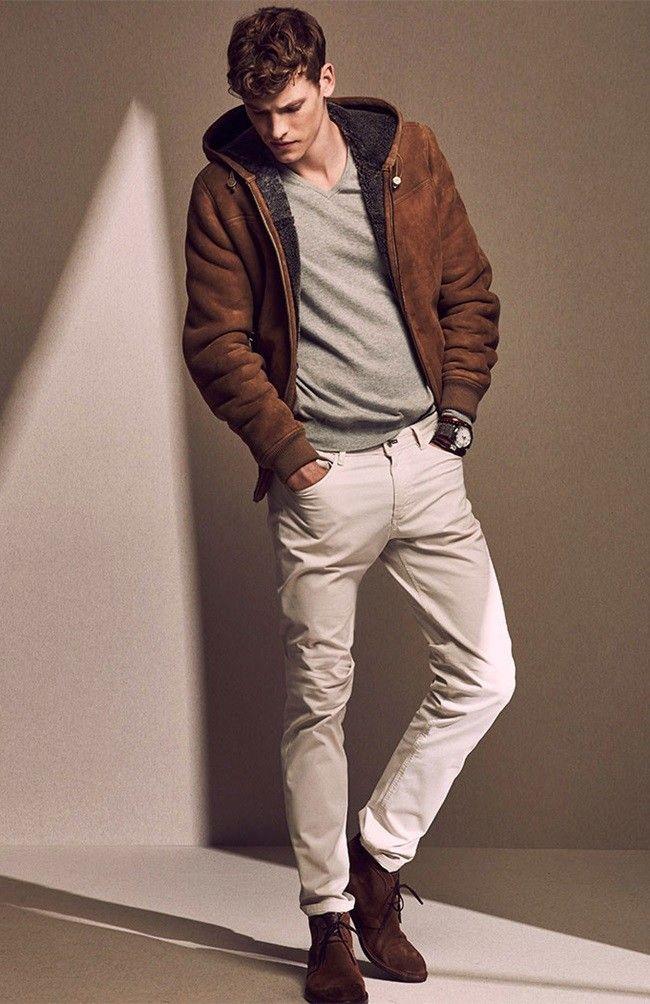 El nuevo catálogo otoño-invierno 2015/2016 de Massimo Dutti apuesta por las prendas de piel