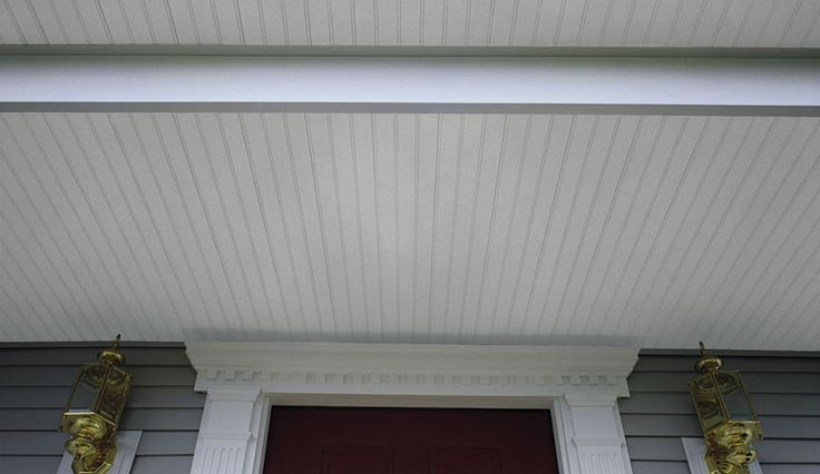 Beaded Triple 2 Quot Soffit Vinyl Siding Amp Polymer Shakes