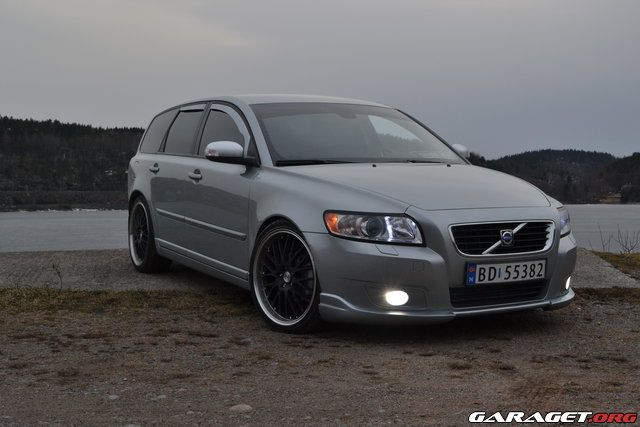 volvo v50. I want this chassis trim kit for my B50!