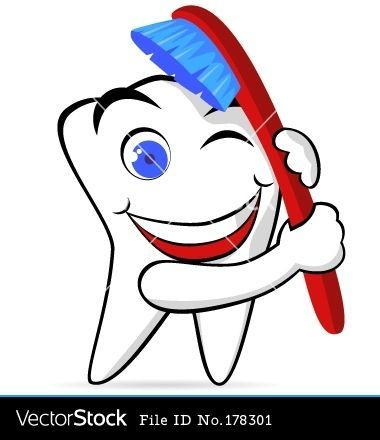 tooth clipart. brushing teeth | Clipart Panda - Free Clipart Images