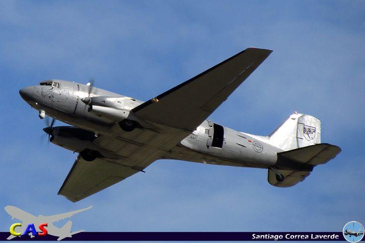 fuerza aerea colombiana - Douglas AC 47 T