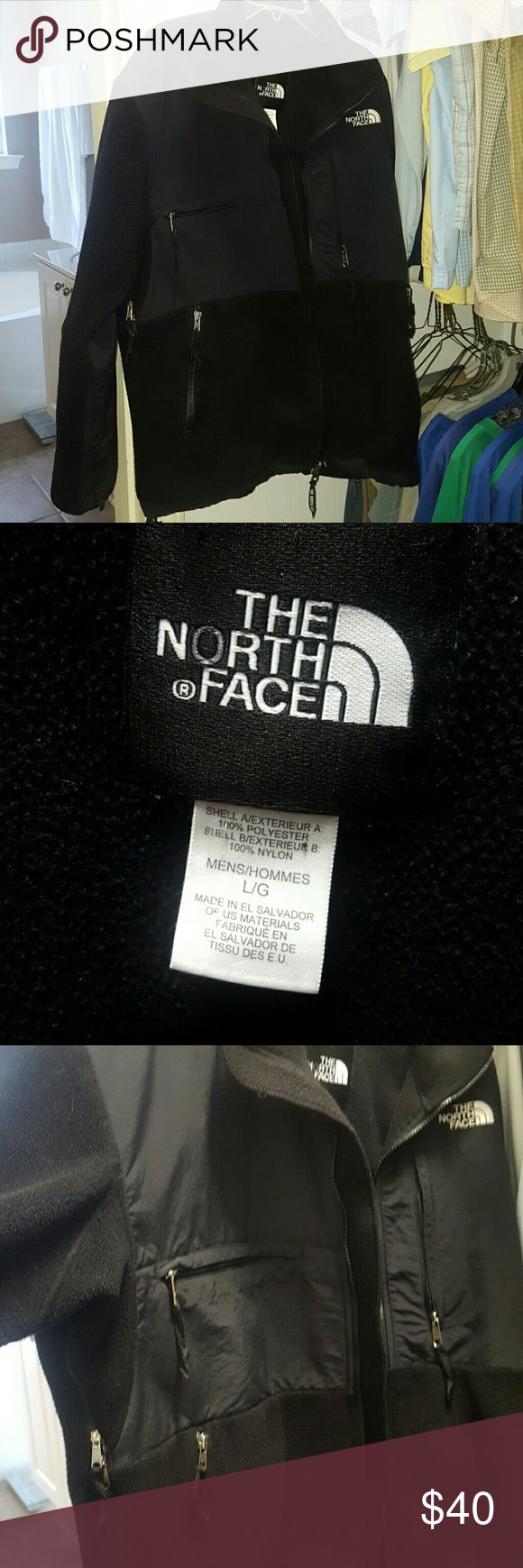 North Face Men's Denali Jacket Large Great North Face jacket for those weekends tailgating or football games.  Great Bargain too.  Feel free to make an offer. North Face Jackets & Coats Ski & Snowboard