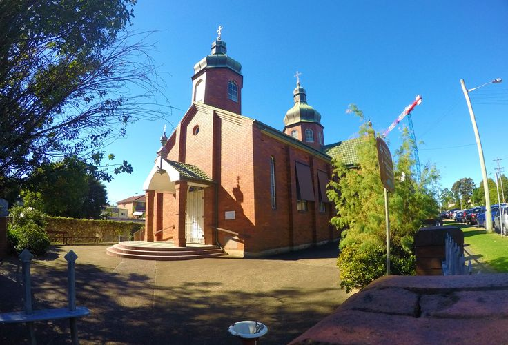 Saint Athanasius Ukrainian Orthodox Church Sydney.